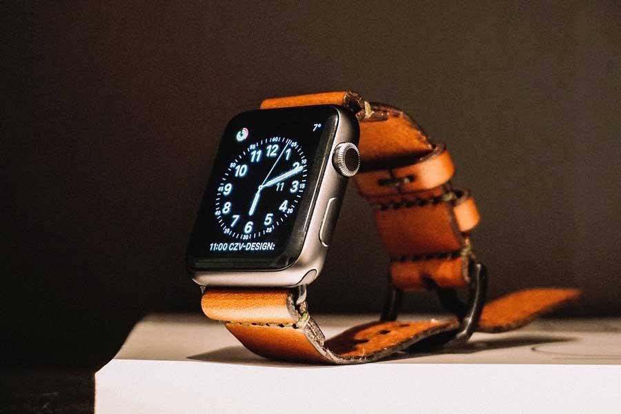 Moderne und Schicke Apple Watch
